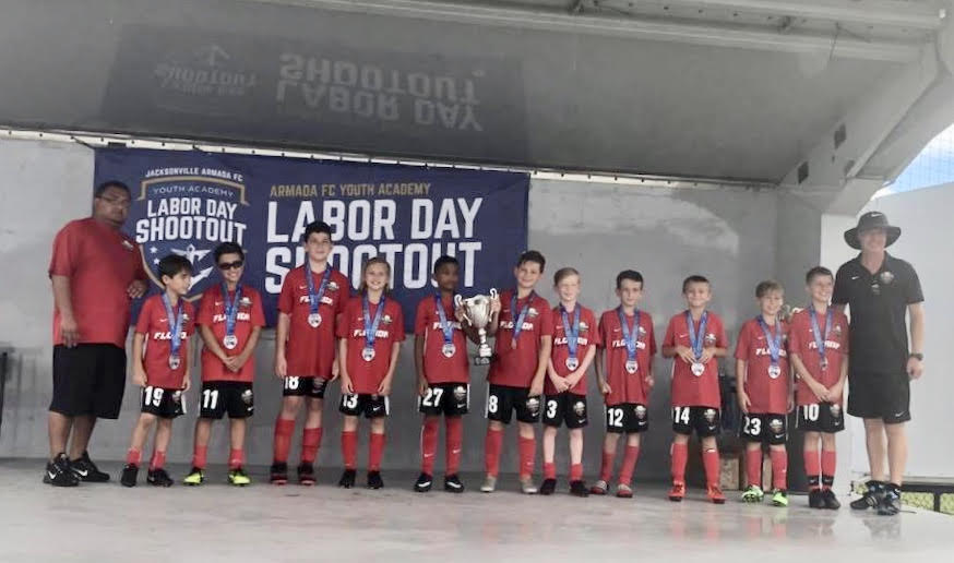 Champions and Finalists